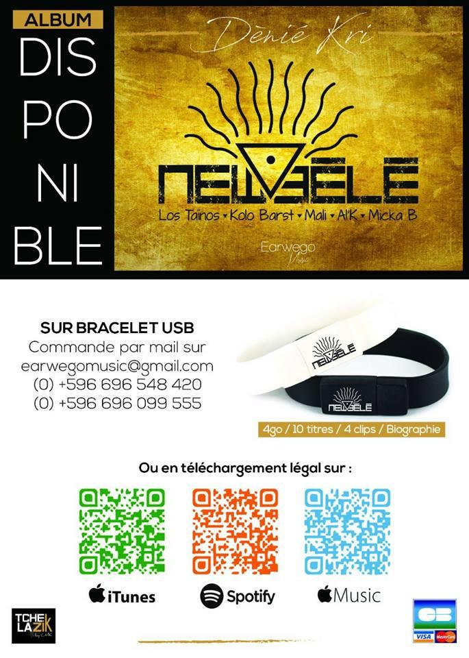 bracelet usb new bèlè