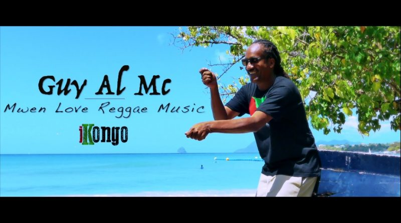 Clip Guy Al Mc - Mwen Love Reggae Music