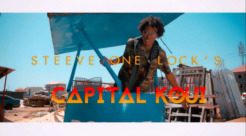 steeve one locks - capital koui