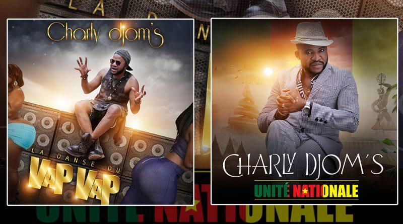 clips charly djom's unité nationale et la danse du vap vap