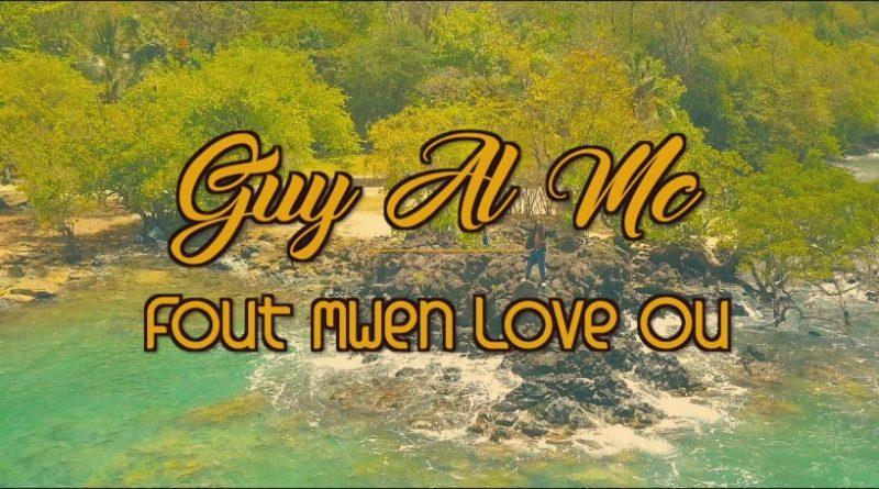clip guy al mc fout mwen love ou