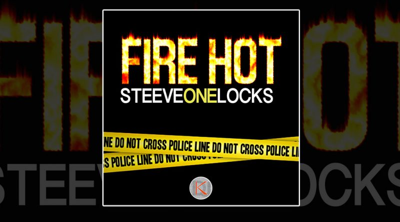 single steeve one locks fire hot