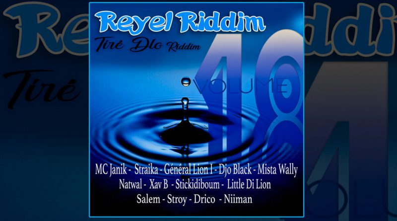 compilation réyèl riddim vol. 18