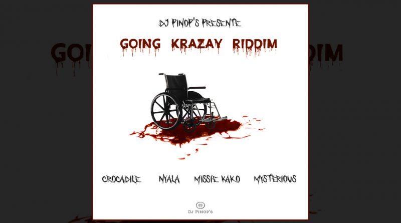 compilation going krazay riddim