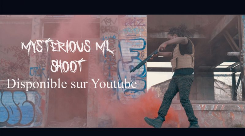 clip mysterious ml - shoot - going krazay riddim
