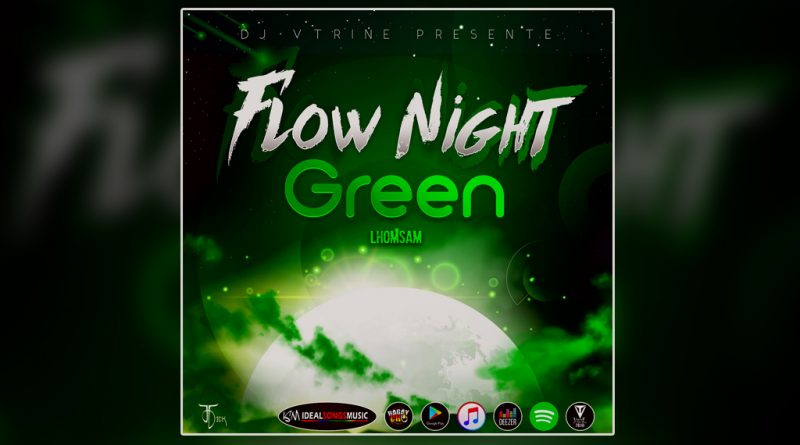 single lhom sam flow night green