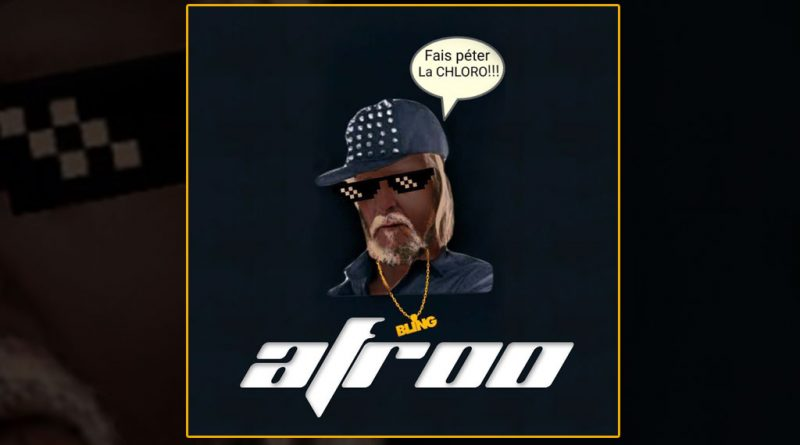 single afroo - fais péter la chloro