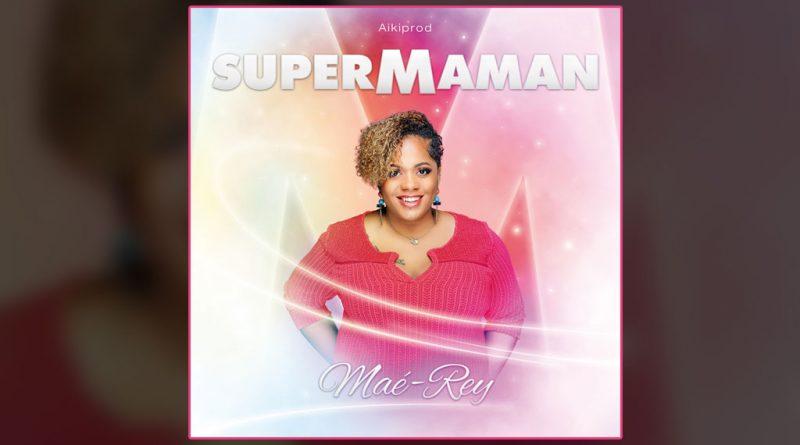 single maé-rey - supermaman