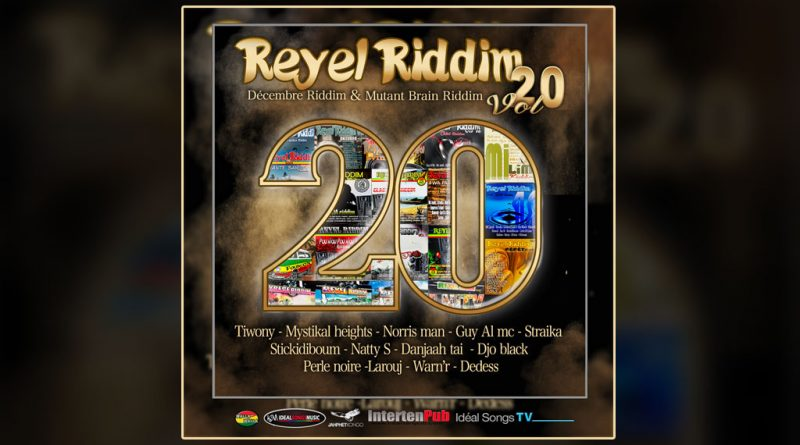 réyèl riddim vol. 20 - december riddim & mutant brain riddim