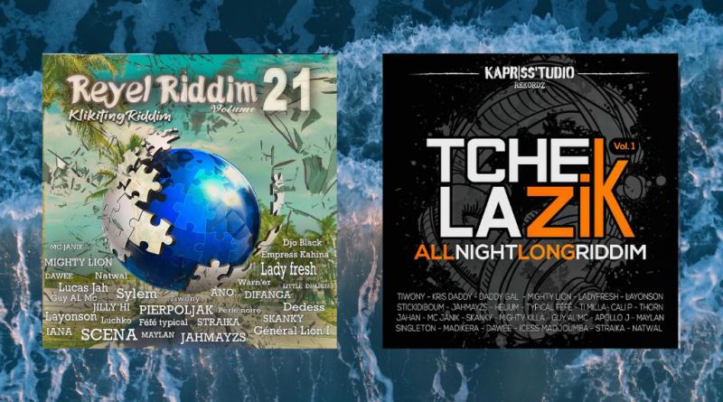 réyèl riddim vol 21 / klikiting riddim et tchek la zik vol. 1 / all night long riddim