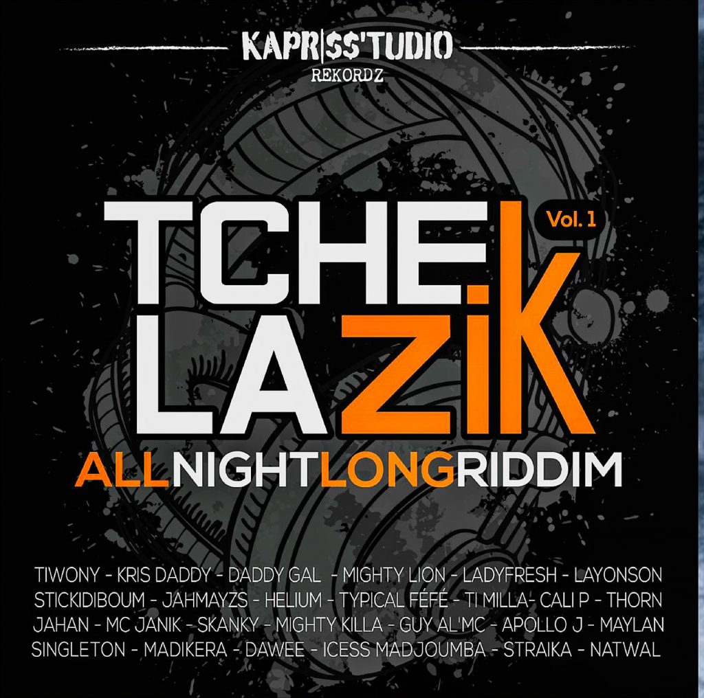 tchek la zik vol.1 / all night long riddim