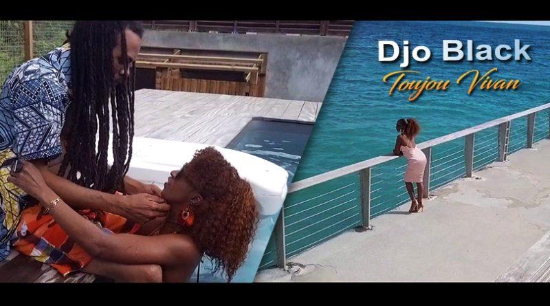 clip djo black - toujou vivan