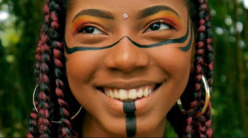 clip djo black feat. lieutenant - née princesse